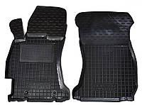 Передние автомобильные коврики для Subaru Forester (Субару Форестер) с 2013-2018