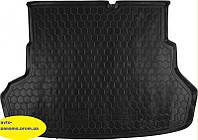 Автомобильный коврик в багажник Kia Rio (Киа Рио) Седан с 2011-