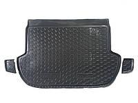 Автомобильный коврик в багажник Subaru Forester (Субару Форестер) с 2013-