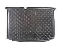 Автомобильный коврик в багажник Volkswagen Polo хэтчбек с 2010-