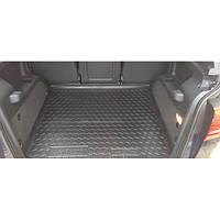 Коврик в багажник Volkswagen Touran (Фольксваген Туран) с 2003-