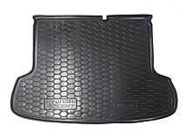 Автомобильный коврик в багажник Hyundai Accent  (Хендай Акцент) Седан с 2006- 2011