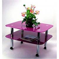Журнальный стол Maxi Lt e 800/710 (2) розовый
