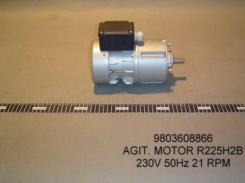 Мотор-редуктор R225H2B мешалки танка-охладителя молока Alfa Laval