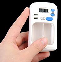 Контейнер TP701B для таблеток с таймером на два отсека , фото 1