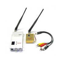 8-ми канальный комплект беспроводной передачи видеосигнала (модель FOX-700A)