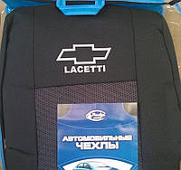 Чехлы на сиденья Chevrolet Lacetti (Шевроле Лачетти) с 2003-