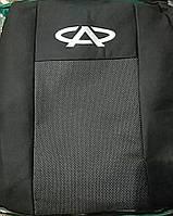 Чехлы на сиденья Chery Amulet (Чери Амулет) c 2012-