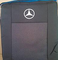 Чехлы на сиденья Mercedes Vito (1+1) с 2003-