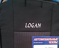 Чехлы на сиденья автомобиль Dacia Logan седан с 2004-