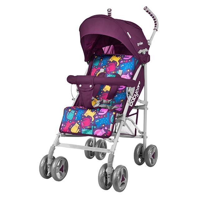 Коляска-трость Rider, «Babycare» (BT-SB-0002/1), цвет Purple (фиолетовый)