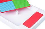 Детский игровой столик со стульчиком  MultiFun Tega Baby розовый, фото 2