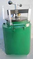 Зеленый газовый автоклав средний (винт) на 24 банок по 0,5 л/на 16 банок по 1 л DI