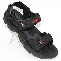 Мужские сандалии на липучках, фото 1