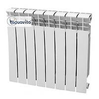 Радіатор біметалічний Aquavita 500/80