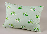 Подушка с бамбуковым наполнителем БИО 50*70