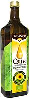 """Настоящее органическое подсолнечное масло """"Organico"""" - уже в продаже!"""