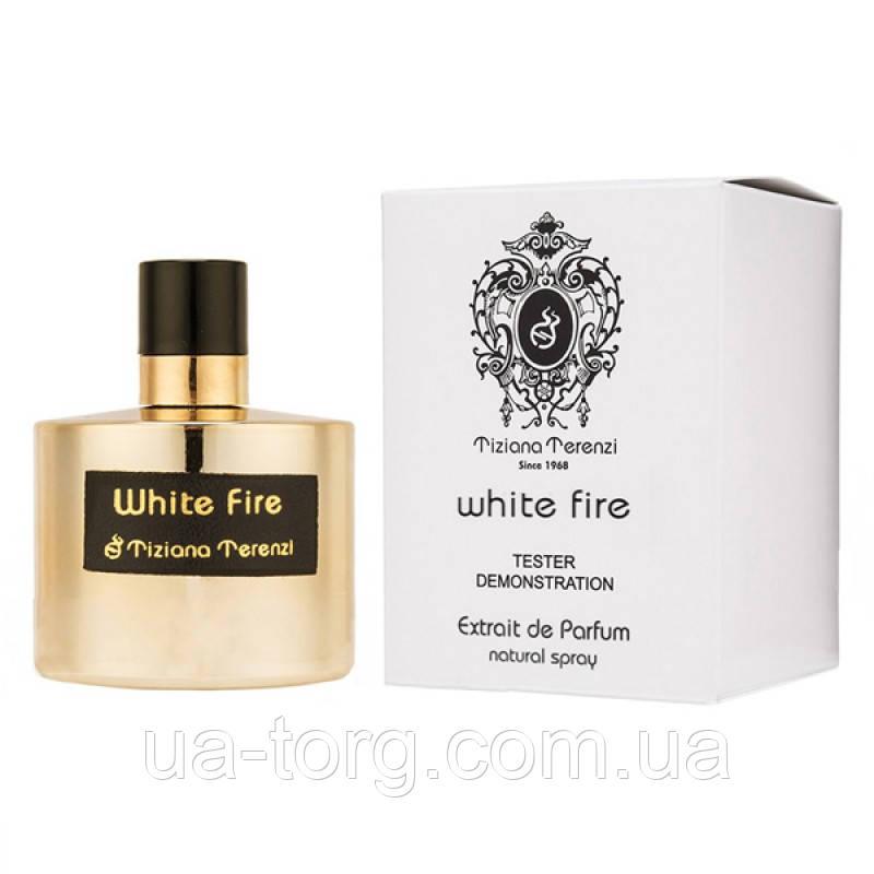 Тестер унисекс  Tiziana Terenzi White Fire