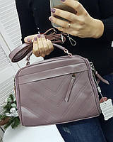 Сумка ,клатч  натуральная кожа  в розовом цвете  , кожаные сумки