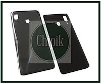 Батарейная крышка для Samsung A305 Galaxy A30 2019, Черная