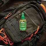 Спрей от комаров REPEL Лимон Эвкалипт Репеллент 30%. Сделано в US. Защита до 6 часов. Lemon Eucalyptus, фото 6
