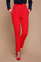 Красные брюки со стрелками Бенжи