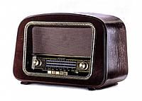Радиоприемник ретро Европа, фото 1