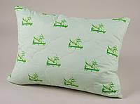 Подушка для сна с наполнителем из бамбука БИО 70*70