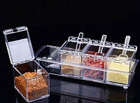 Спецовник Crystal Seasoning Box