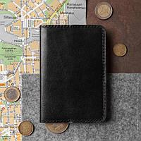 Обложка на паспорт, кожаная обложка на паспорт