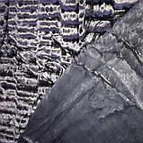 Покривало плед з штучного хутра Норка, фото 2