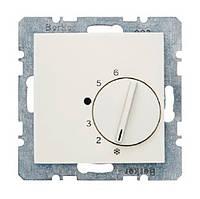 Регулятор температуры помещения 250В Berker S.1 Белый (20268982)