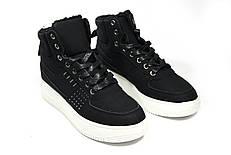 Зимние ботинки (на меху) женские Vintage (реплика) 18-150