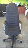 Перетяжка офисного кресла.., фото 6