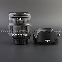 Sigma AF 18-125mm F3.5-5.6 D для Nikon