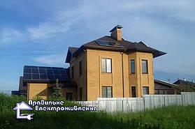 Мережева СЕС 30 кВт в м. Хмельницьк 4
