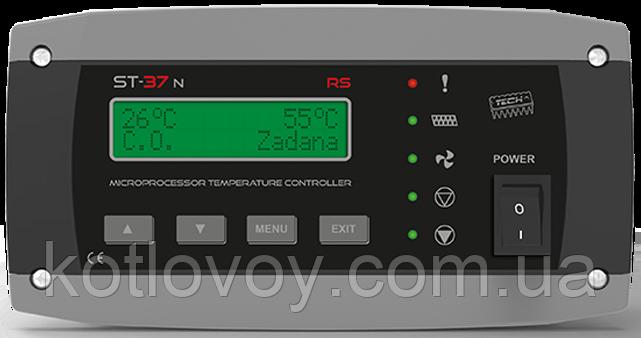 Автоматика для твердотопливного котла Tech ST-37n RS