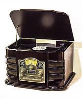Ретро проигрыватель виниловых пластинок Даллас, фото 1