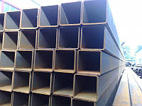 Труба профильная квадратная стальная  40х40х2 [08кп;1-3пс] ндл Длина:1.5-6.0