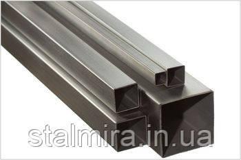 Труба стальная профильная  ППСС 40х25х2 [08кп;1-3пс] ндл Длина:1.5-6.0