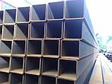 Труба стальная профильная  ППСС 50х50х2 [08кп;1-3пс] ндл Длина:1.5-6.0, фото 2