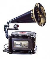 Граммофон проигрыватель виниловых пластинок Лондон