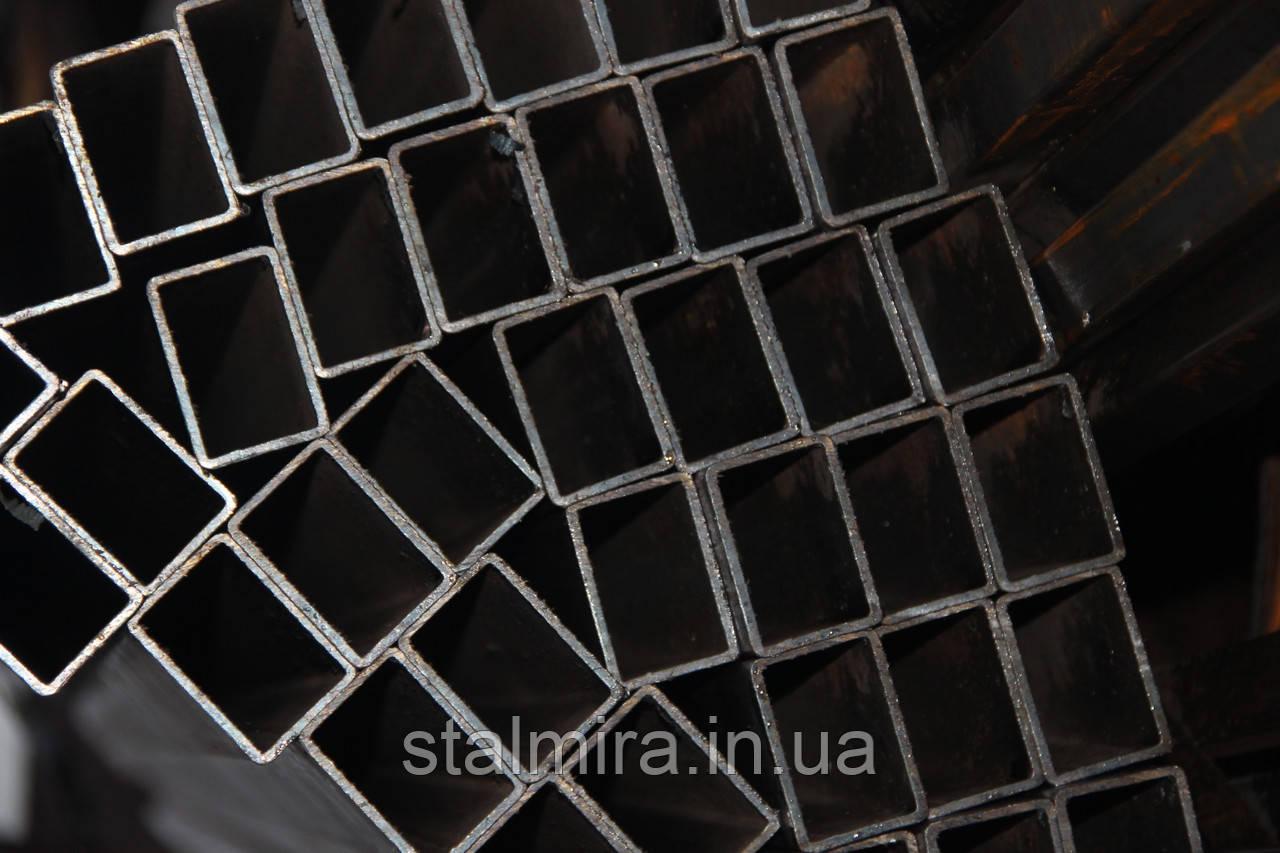 Труба профильная квадратная стальная 60х60х2, Гост:8639-82
