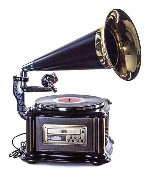 Граммофон для виниловых пластин Лондон