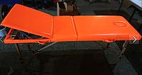 Стол массажный RELAX кушетка 3секции косметологическая, фото 1