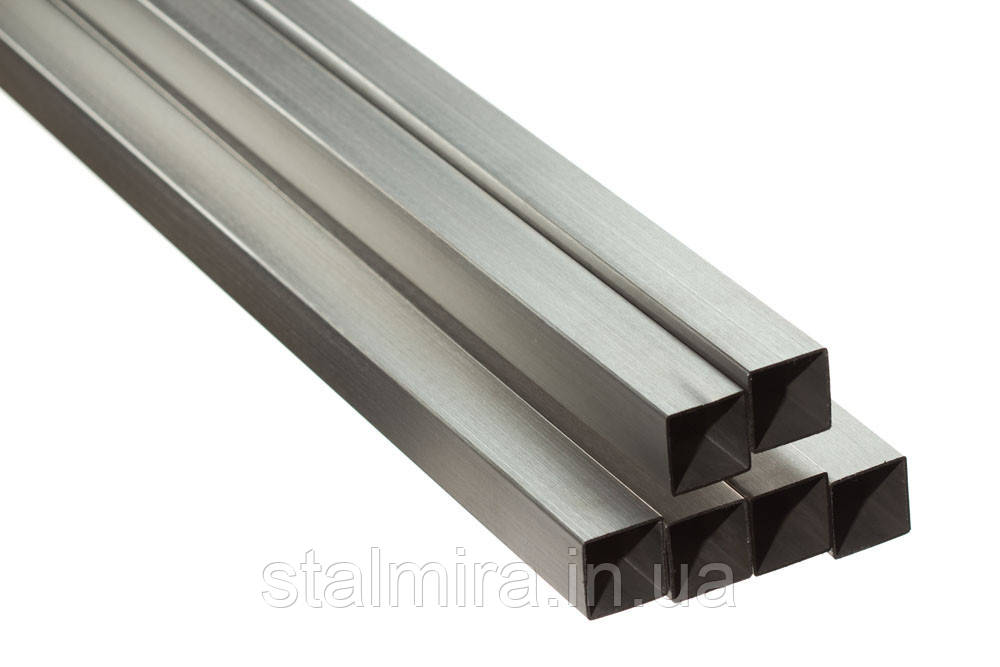 Труба профільна сталева ППСС 127х4 [08кп;1-3пс] ндл Довжина:1.5-12.0