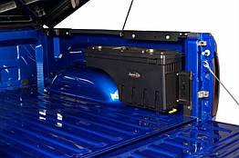 Ford Ranger 2012- ящик в кузов, пассажирская сторона