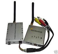 4-х канальный мощный 4.5 W комплект беспроводной передачи видео (модель СХ 4500 А)