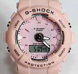 Часы наручные GMA-S130-4A. Розовые, фото 4