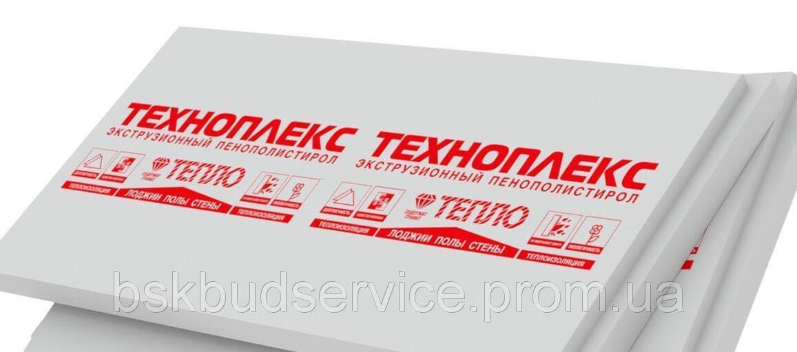 Пенопласт Техноплекс 1180*580*30 (13шт,уп)